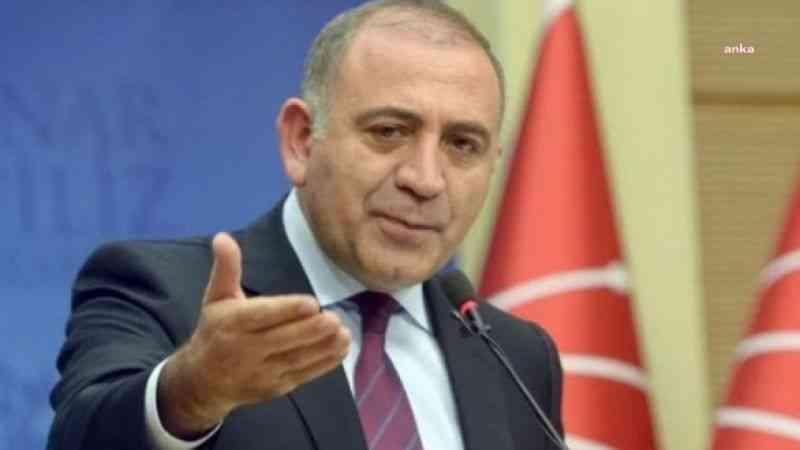 """CHP'li Tekin: """"Ekonomi öldü, selasını da Ali Erbaş Hoca okusun"""""""