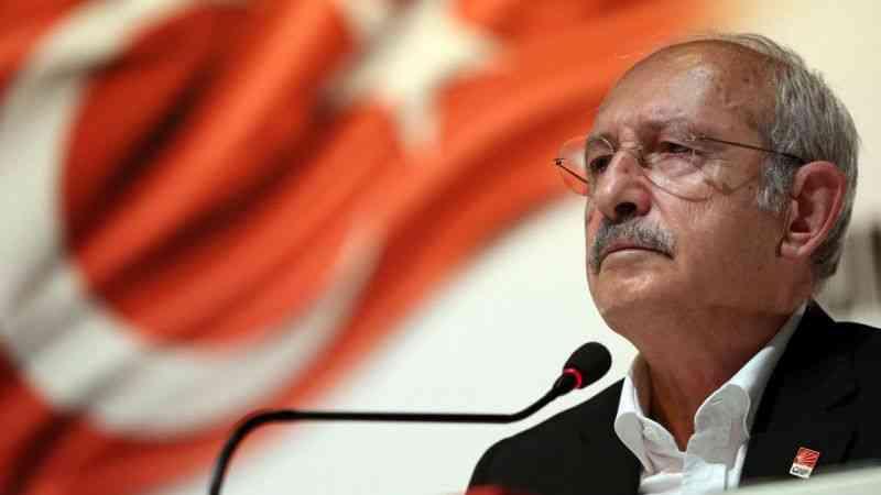 Kılıçdaroğlu: Mali piyasalarımız Saray'ın dünkü akıl dışı faiz indiriminin etkisiyle sarsıldı