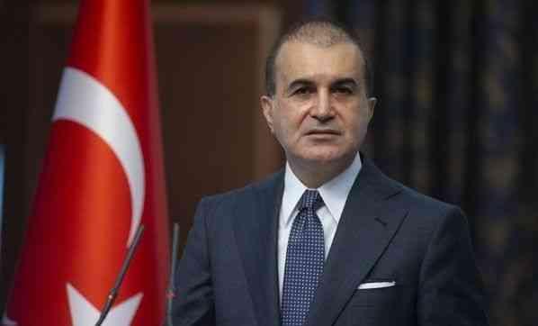 """AK Parti Sözcüsü Çelik, """"Alevi-Sünni vatandaş"""" gibi bir ayrımı asla kabul etmediklerini bildirdi"""