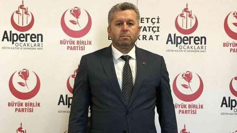 BBP'li Yardımcıoğlu, CHP'li Bekaroğlu'nu yerden yere vurdu