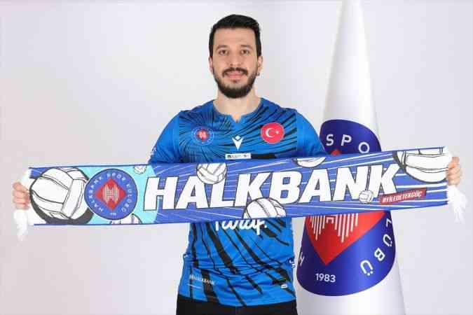 Halkbank, 2021 Erkekler Balkan Kupası'ndaki ilk maçına yarın çıkacak