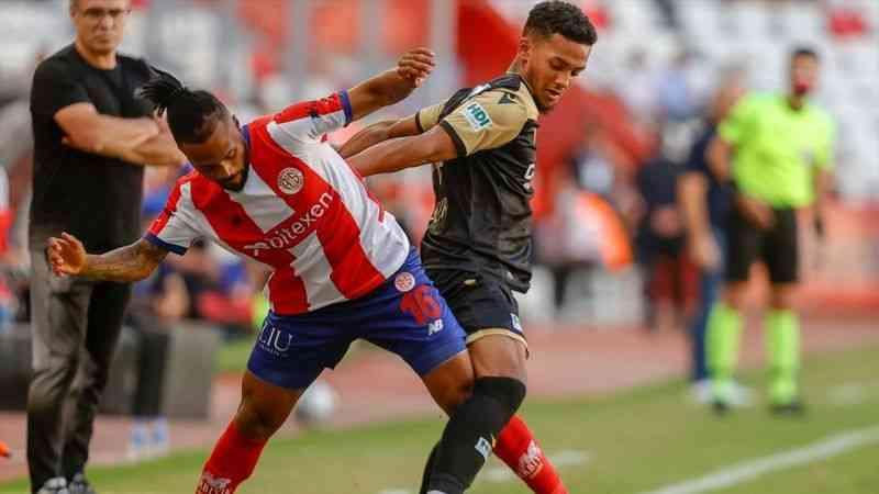 Antalyaspor, Yeni Malatyaspor'u 1-0 yendi