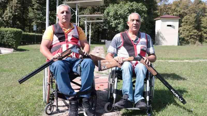 Engelli atıcılar, para trap branşında Türkiye'yi başarıyla temsil etmek istiyor