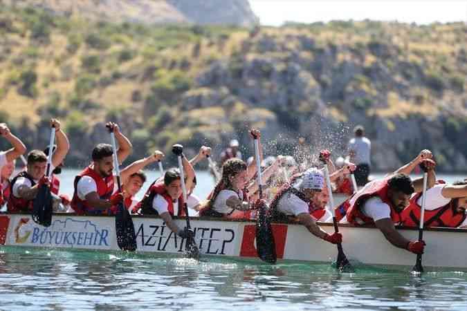 4. Uluslararası Rumkale Su Sporları Festivali