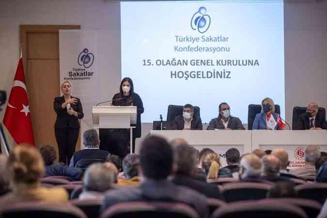 Türkiye Sakatlar Konfederasyonu'ndan yerel yönetimlere çağrı