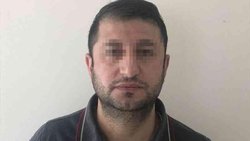"""FETÖ'nün firari """"büyük bölge talebe mesulü"""" Afyonkarahisar'da yakalandı"""