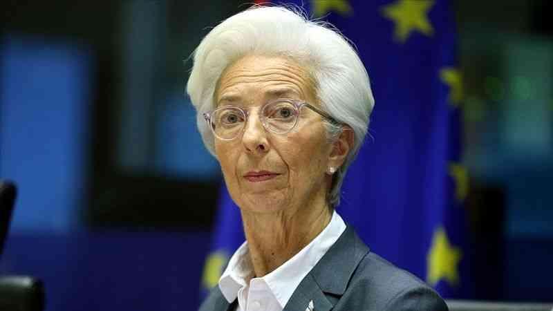 Avrupa Merkez Bankası'ndan enflasyon daha da artacak uyarısı