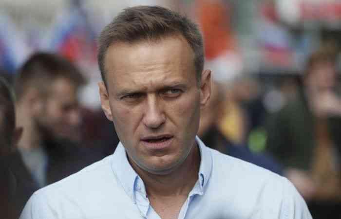 """Rusya'da muhalif Aleksey Navalnıy hakkında """"aşırılık"""" soruşturması"""