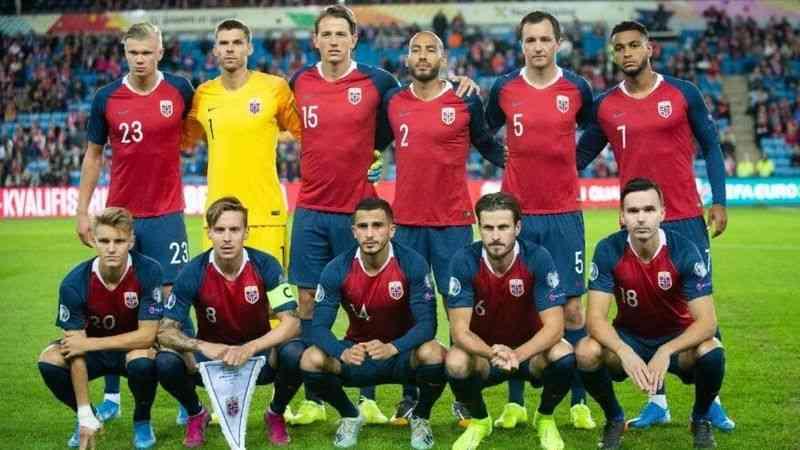 A Milli Futbol Takımı'nın rakibi Norveç'in aday kadrosu belli oldu