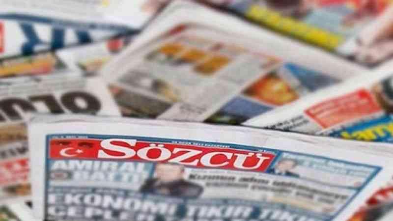 Basın İlan Kurumundan Sözcü gazetesi açıklaması
