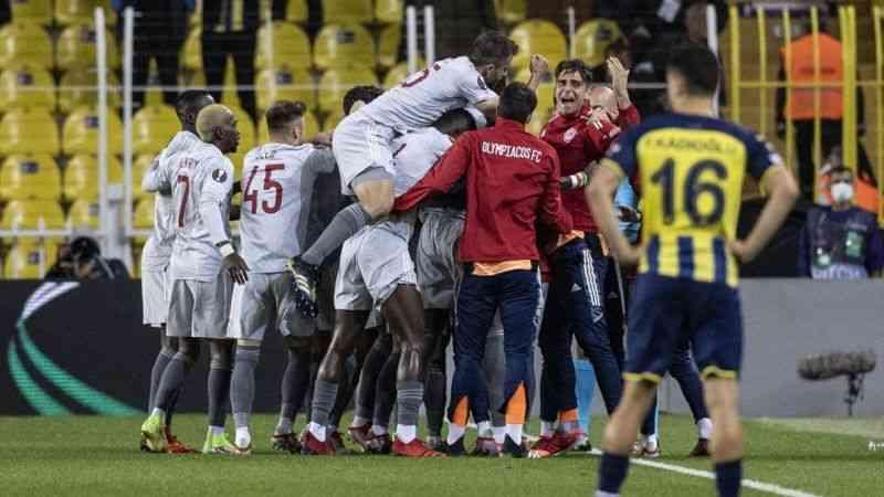 Fenerbahçe-Olympiakos maçından notlar