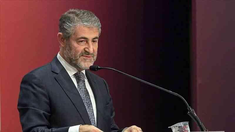"""Hazine ve Maliye Bakan Yardımcısı Nebati'den """"politika faizi"""" açıklaması"""