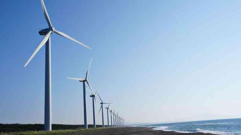 ABD'den fosil yakıt hamlesi: Rüzgar türbinlerinden çiftlikler