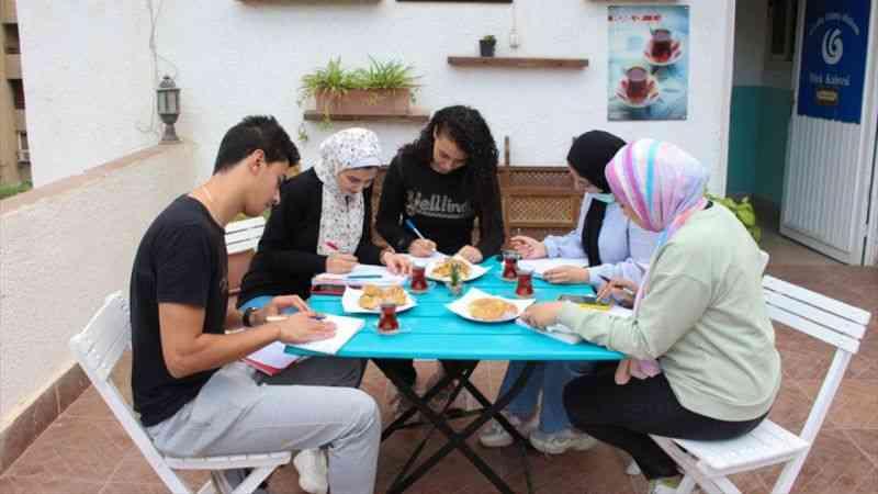 Kahire Yunus Emre Enstitüsünde bu dönem 2 bin 500 öğrenci eğitim görecek