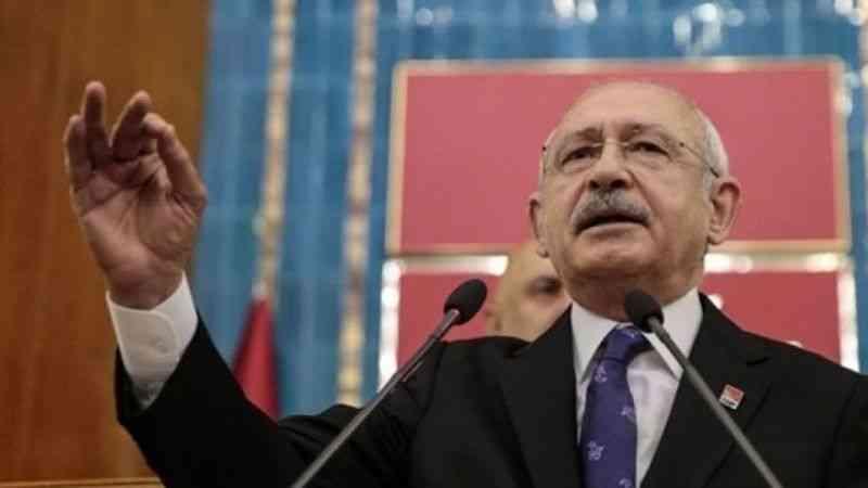 """Kılıçdaroğlu: """"Erdoğan ve Merkez Bankası başkanı el ele verdi, halkımızı fakirleştiriyorlar"""""""