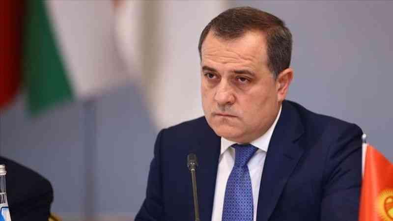 """Azerbaycan Dışişleri Bakanı Bayramov: """"Ermenistan'la ilişkilerimizi normalleştirmeye hazırız"""""""