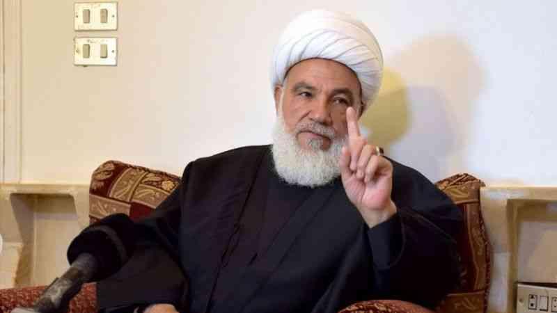 """""""İran Dışişleri Bakanlığındaki en küçük görevli, Lübnanlı en büyük yetkiliye talimat veriyor."""""""