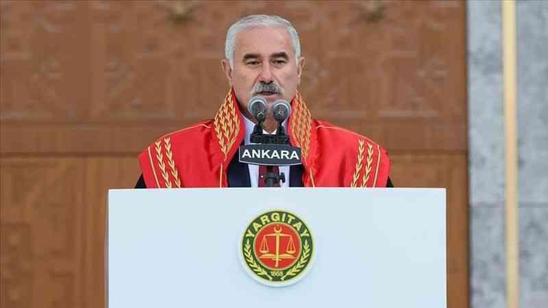 Yargıtay Başkanı Akarca 10 büyükelçinin açıklamasını değerlendirdi