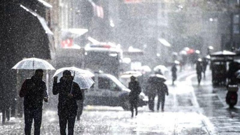 Yurtta hava durumu: Sağanak yağış etkili