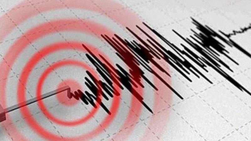 Ege Denizi'nde 4,6 şiddetinde deprem