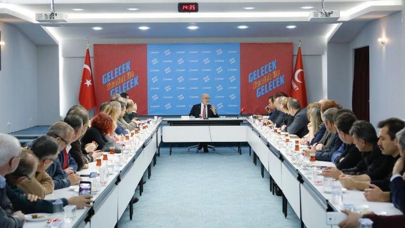 Karamollaoğlu: EYT'lilere uygulanan adaletsizlik ortadan kalkmalı