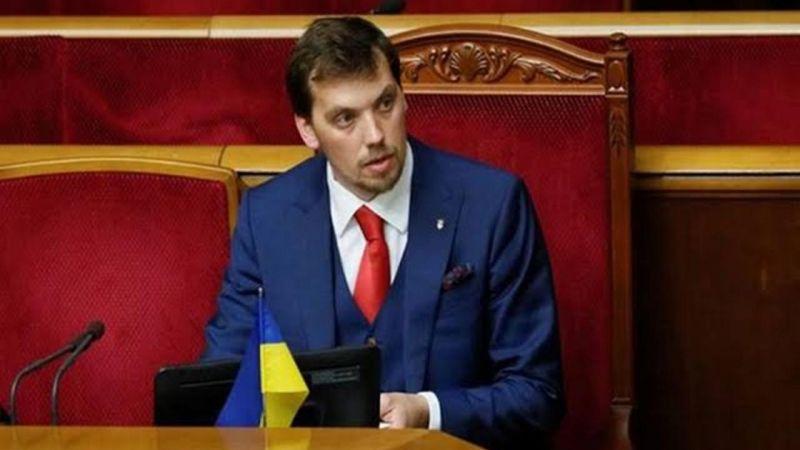 Ukrayna Başbakanı Oleksiy Honcharuk istifa etti