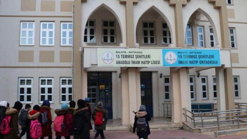 Malatya'da 3 ilçe dışında eğitim öğretime başlandı