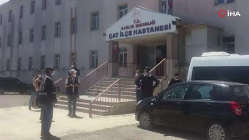 Erzurum Çat'ta iki aile arasında silahlı kavga: 5 ölü