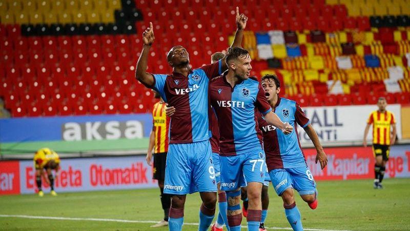 Trabzonspor son 16 sezonun en iyi dış saha serisini yakaladı