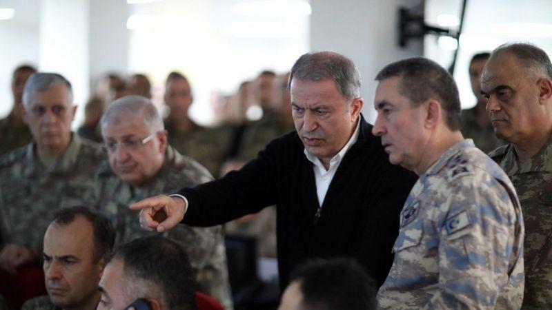 Milli Savunma Bakanı Hulusi Akar'dan flaş açıklama