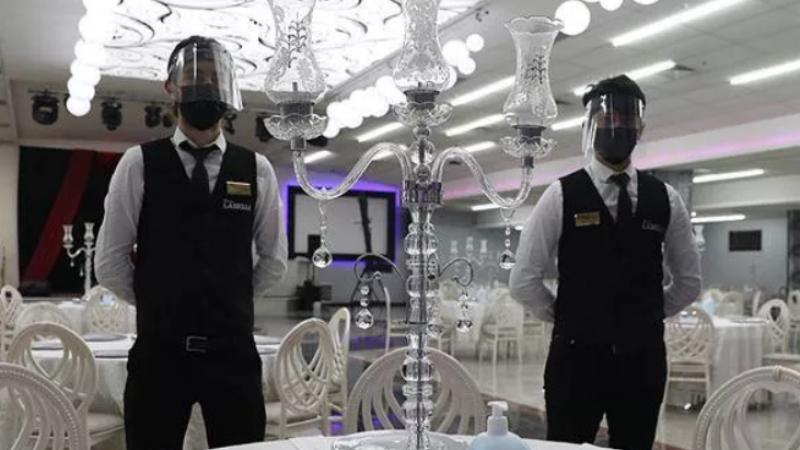 İstanbul'da düğün, nişan, kına gecesi gibi etkinlikler yasaklanıyor!