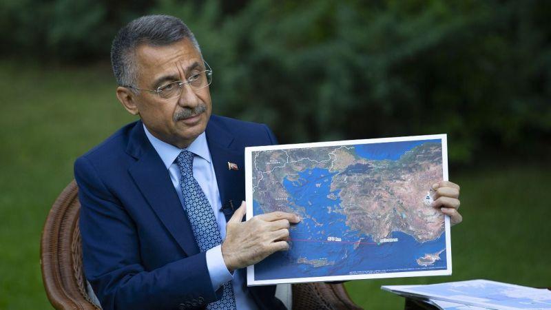 Türkiye'den Yunanistan'a '12 mil' uyarısı: Savaş sebebidir