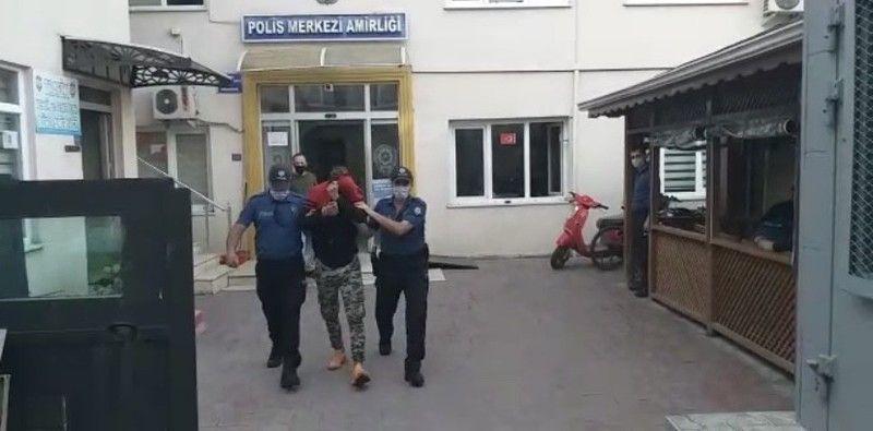 68 adet suç kaydı bulunan 21 yaşındaki şüpheli tutuklandı