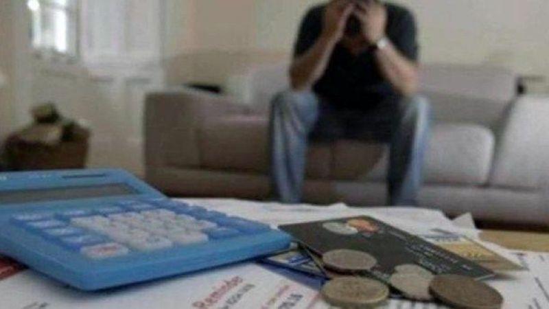 Vatandaş borca battı; 33 milyon kişi kredi borçlusu