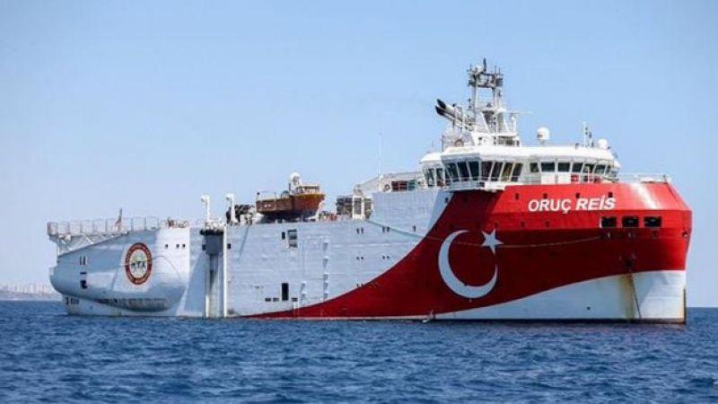 Bakan Dönmez: 'Oruç Reis gemimizin bakım çalışmaları tamamlandı'