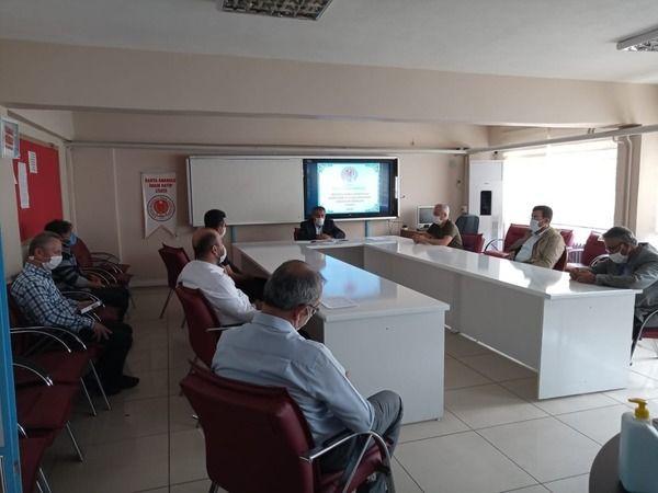 Kahta'da YÖGEP çalışmaları başladı