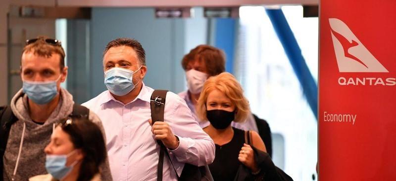 Avustralya havayolu şirketi koronavirüs aşısı zorunluluğu getiriyor