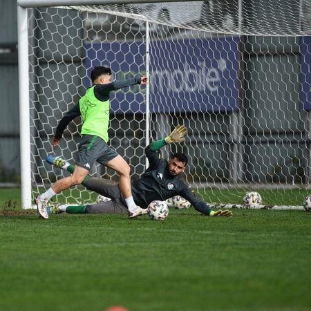 Bursaspor'da Eskişehirspor maçı hazırlıkları yarın başlayacak