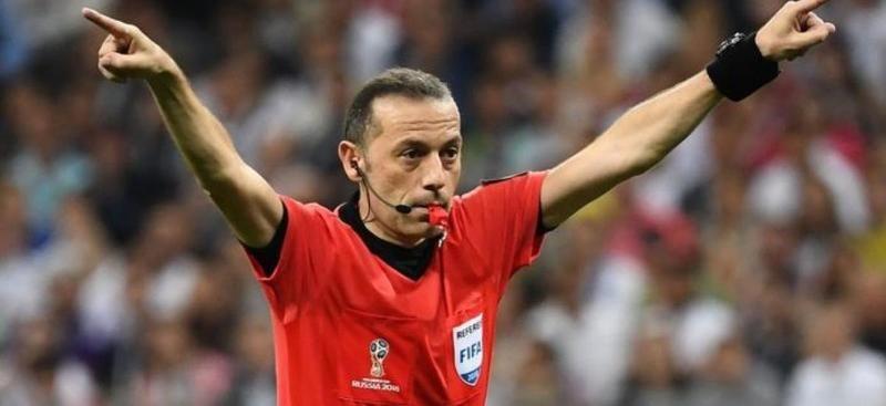Fenerbahçe'nin golünü iptal eden Cüneyt Çakır pişman mı oldu?