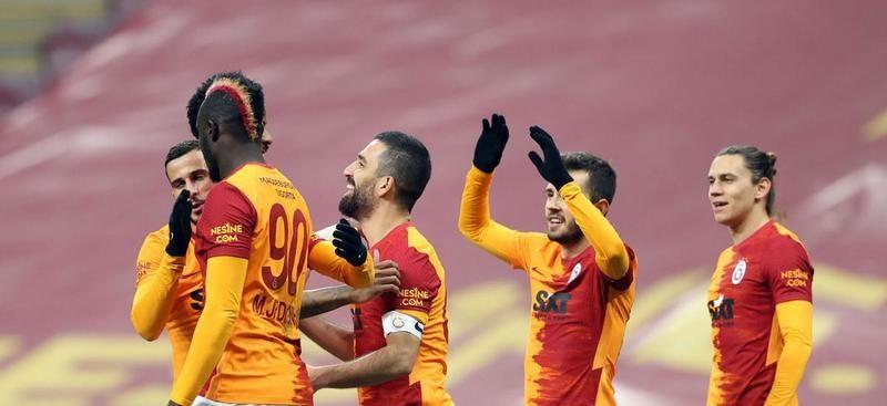 Galatasaray, Göztepe'yi rahat geçti, Diagne olay çıkardı