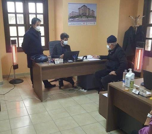 Rize'de kentsel dönüşüm için hak sahipleriyle görüşmeler başladı