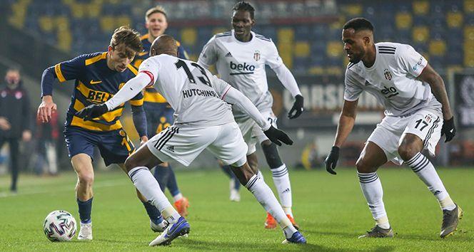 Ankaragücü 0-1 Beşiktaş Maçı Özeti ve Golü İzle