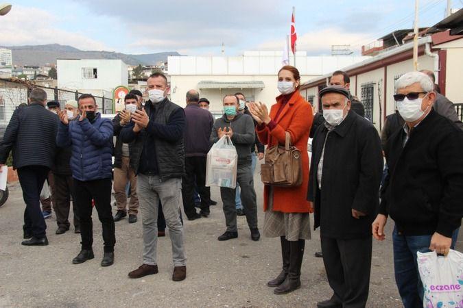 Mahalleliden Karşıyaka Belediyesine imar planı tepkisi