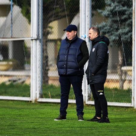 Bursaspor Başkanı Erkan Kamat takımı yakından takip ediyor