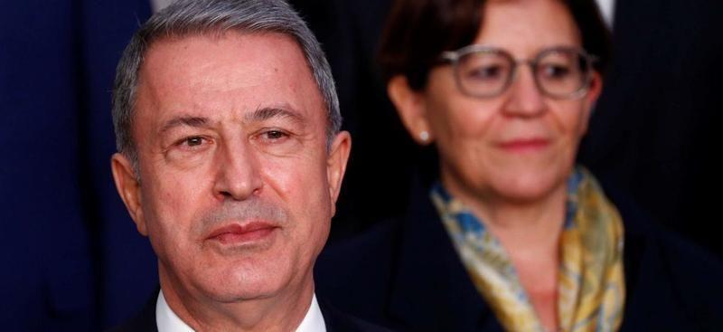 Hulusi Akar Libya'da Hafter'e meydan okudu