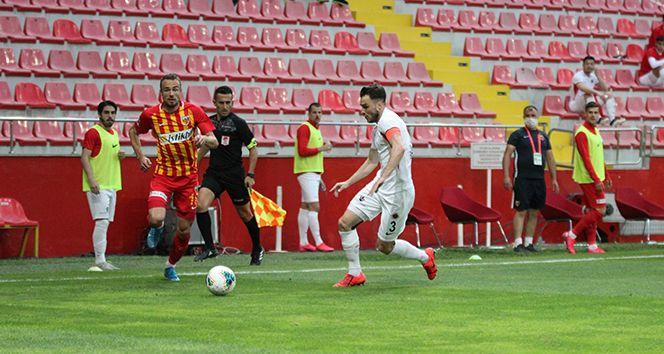 Gençlerbirliği ile Kayserispor 41.kez karşılaşacak
