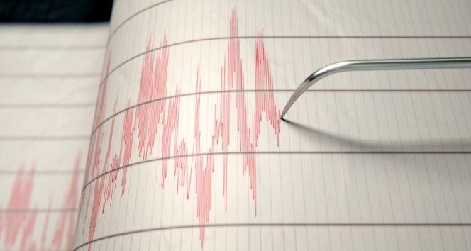 İran'da 4 büyüklüğünden deprem meydana geldi