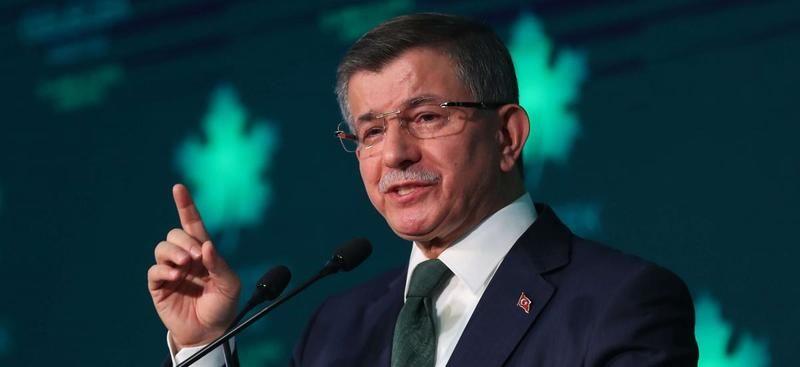 Davutoğlu'dan Boğaziçi'ne gecikmeli 'kayyım rektör' tepkisi