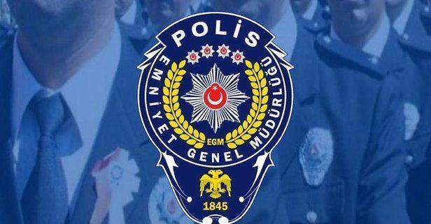 Emniyet Genel Müdürlüğüne 90 hizmetli alınacak