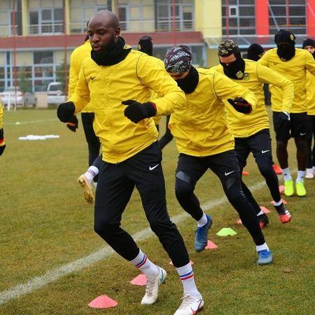 Yeni Malatyaspor'da Kayserispor maçı hazırlıkları sürüyor